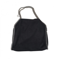 Clarins 'Falabella Shaggy Deer' Small Tote
