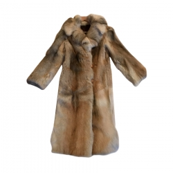 Claude Gilbert Fur Coat