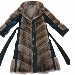 Au Tigre Royal Coat