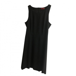 Hugo Boss Elegant Black Dress BRAND NEW