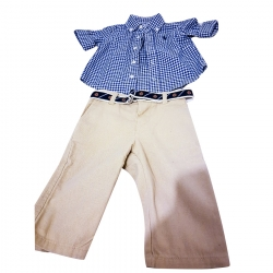 Ralph Lauren Set - Trousers & Shirt