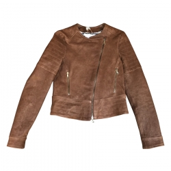 Patrizia Pepe Leather Jacket