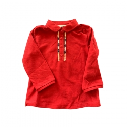 Burberry Kids Polo Shirt