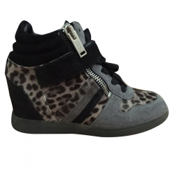 Serafini Wedge Sneakers