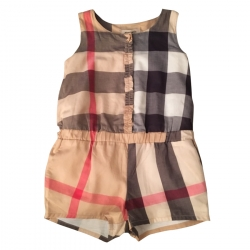 Burberry Kids Jumpsuit
