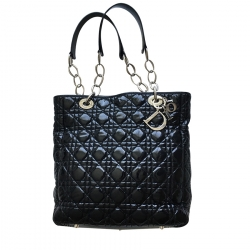 Christian Dior 'Lady Dior' Tote Bag