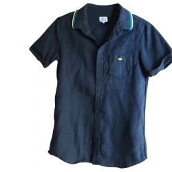 Armani Junior Kurzarm-Shirt