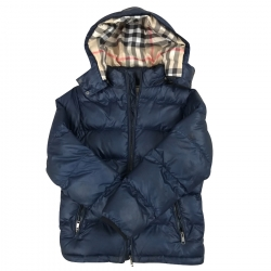 Burberry Kids Daunenjacke