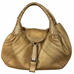 Fendi 'SPY Gold' Handbag