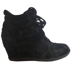 Ash Wedge Sneakers
