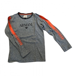 Armani Junior Langarm-T-Shirt