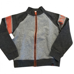 Armani Junior Sweatshirt mit Zip