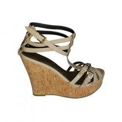 San Marina Wedge Sandals