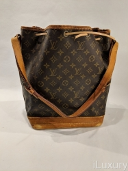 Louis Vuitton Monogram Noé Grande