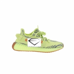Adidas Yeezy Boost 350 V2 Semi Frozen Yellow Sneakers