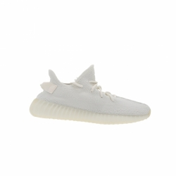 Adidas White Yeezy Boost 350 V2 Sneakers