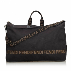 Fendi Nylon Travel Bag