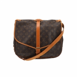 Louis Vuitton Monogram Saumur 35 Bag