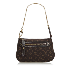 Louis Vuitton Monogram Mini Lin Pochette