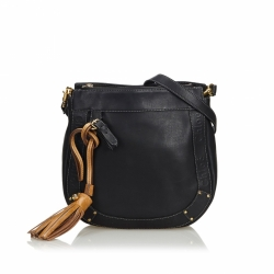 Chloé Leather Eden Shoulder Bag