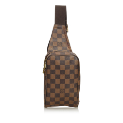 Louis Vuitton Damier Ebene Geronimos