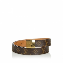 Louis Vuitton Monogram San Tulle Belt