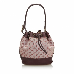Louis Vuitton Monogram Mini Lin Noelie