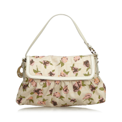 Fendi Floral Jacquard Chef Bag