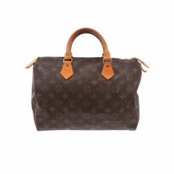 Louis Vuitton Monogram Speedy 30 Bag