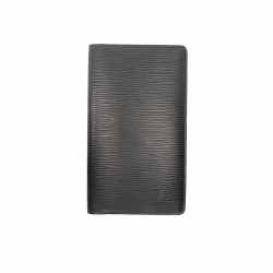 Louis Vuitton Black Epi Leather Wallet
