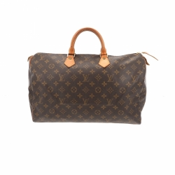 Louis Vuitton Speedy 40 Monogram Bag