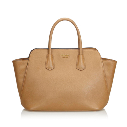 Prada Saffiano Leather Tote Bag