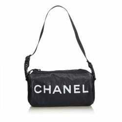 Chanel Sport Line Mini Duffle Bag
