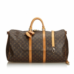 Louis Vuitton Monogramm Keepall Bandouliere 50