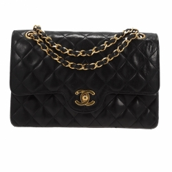 Chanel Timeless Double Flap Small Black