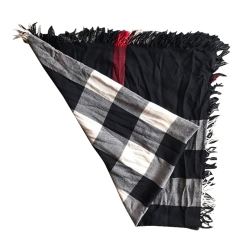 Burberry Fringed square