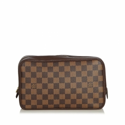 Louis Vuitton Damier Ebene Trousse Toilette 25