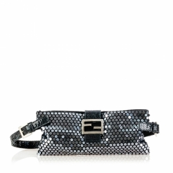 Fendi Sequined Belt Bag