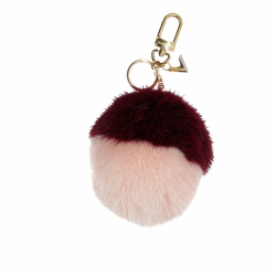Louis Vuitton Fur Bag charm