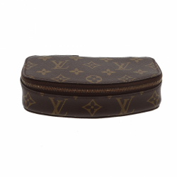 Louis Vuitton Montecarlo Monogram jewelery box