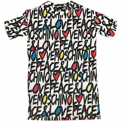 Moschino Love T-Shirt / Kleid