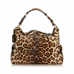 Prada Pony Hair Handbag