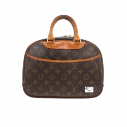 Louis Vuitton Trouville Bag Monogram