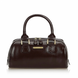 Burberry Leather Handbag
