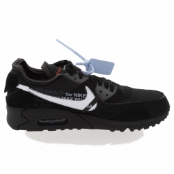 Nike The 10 Air Max 90 Black / Black-Cone-White