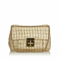 Chloé Jacquard Elsie Shoulder Bag