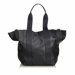 Alexander Wang Leather Bail Tote Bag