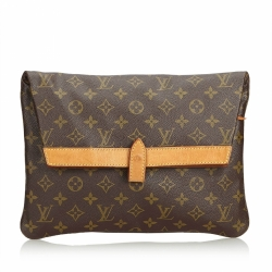 Louis Vuitton Monogram Pochette Pliant