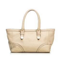 Gucci ssima Leather Signoria Tote