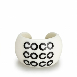 Chanel Coco Resin Ring